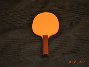 Toy Ping Pong Paddle
