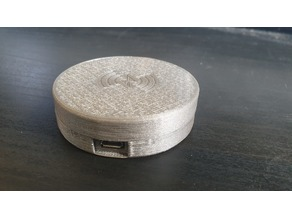 Wireless Charger Puck (QI Charger)