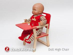 Doll High Chair [obsolete]