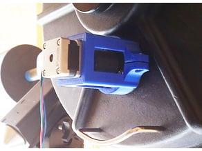 Ascom focuser mount for Celestron CGE 1400