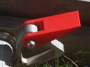 Replacement Flipper for Extension Ladder
