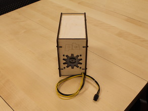 PrintrBot Power Tower - revised