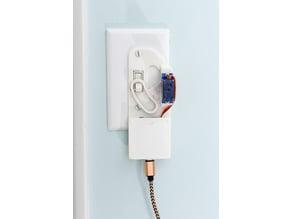 Smart light switch with a servo