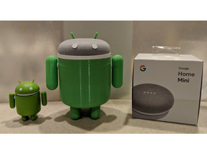 Android Body for Google Home Mini and Google Nest Mini