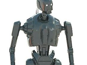 K-2SO STAR WARS ROGUE ONE ROBOT