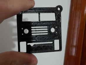 land rover defender keychain