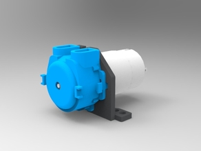 peristaltic pump motor