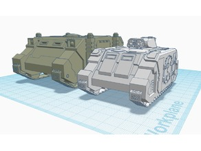 Celeritas MK I, Warhammer 40k Light Tank