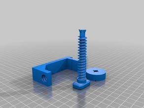 G clamp with Clip on attachment