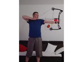 Survival Compound Bow ver 1.0