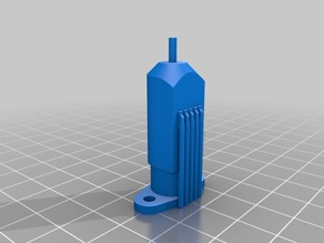 BLTouch auto leveling sensor (dummy prop)