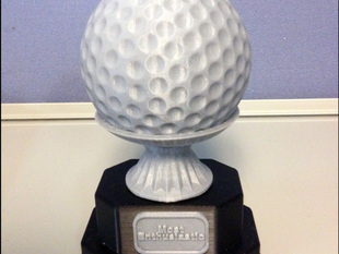 1st Timer Golf Award
