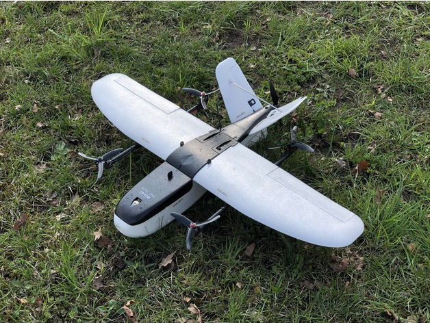Nano Talon VTOL Conversion Kit by Closus - Thingiverse