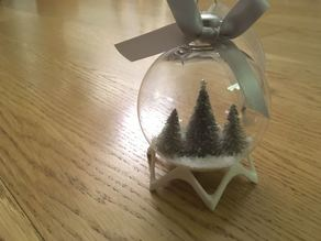 Christmas Tree Ball Holder