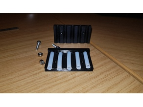 MMU2  PTFE Cutting Chamfer Tool No.2  for rear-PTFE-holder V2 V3