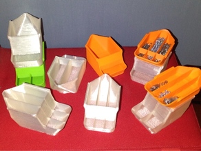 Stackable Box System Revisited