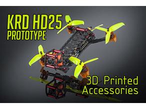 KRD HD25 PROTOTYPE Accessories