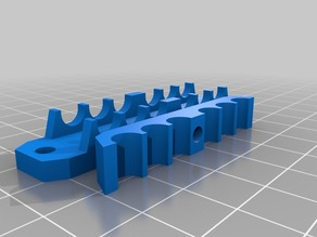 Cable Organizer (Wall Mount) [Remix]