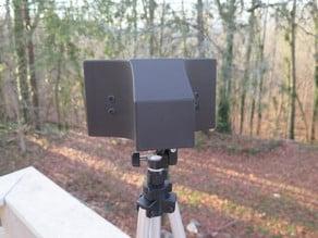 Stereo Binaural Microphone Enclosure