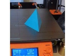 Tetrahedron (3 sided Pyramid)