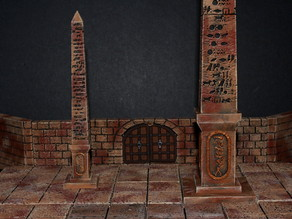 OpenForge 2.0 Cleopatra's Needle (Obelisk)