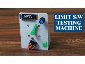 DIY Limit switch testing machhine | Arduino