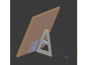 Picture Frame Hinge Stand