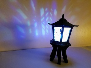 Stand for Asian Lantern
