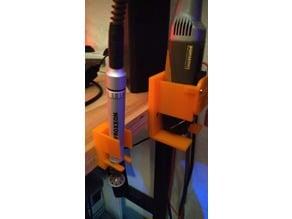 Proxxon - Halterung für den Betrieb mit einer Biegewelle