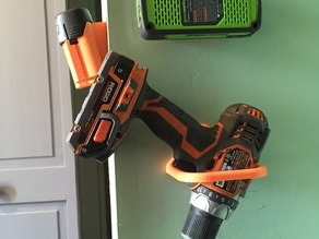 Universal drill/impact driver holster