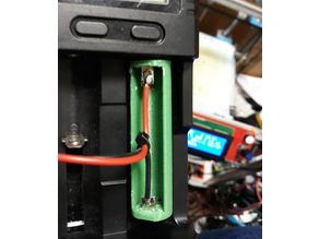 18650 dummy battery for wire adapter