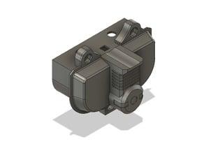 Rapidstrike battery drawer front piece