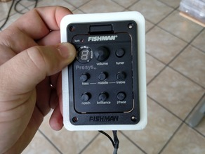 Fishman Prefix to Presys guitar preamp adapter