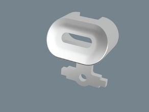 Krups GVX2 coffee grinder button
