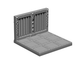 Prison Wall Tile (from TileScape Dungeon Expansion)