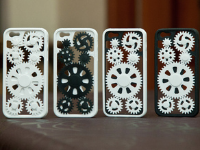 Gear case for iPhone 5