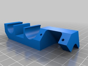 X-Carriage for Borlee Mini 3D printer