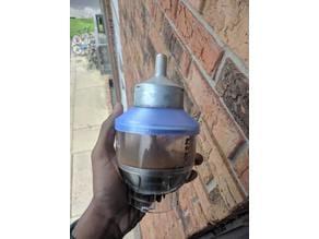 Coffee Grinder to Moka Pot Funnel