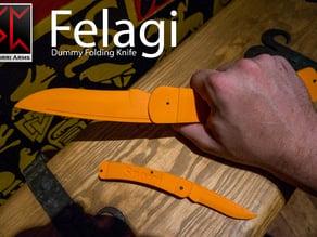 Felagi -  Folding Knife