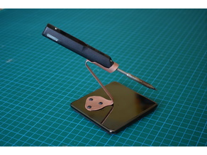 TS100 Soldering Iron Stand