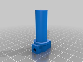 Plotter pen holder for Roland compatible plotters