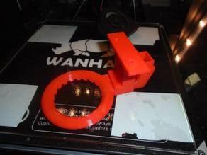 fan mount for wanhao i3 v2.1