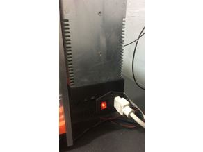 Power supply cover 20A