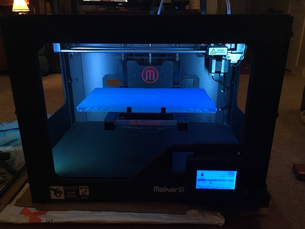 Makerbot Replicator 2/2X Ramps 1 4 Conversion Upgrade Fix