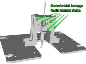 Plastruder MK4 Prototype