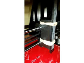 Caliper Bed leveling holder for Geeetech I3