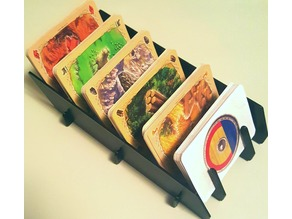 Catan Card Holder collapsible disassemble-able