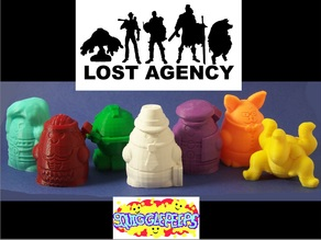 Squigglepeeps: The Lost Agency (Series 1)
