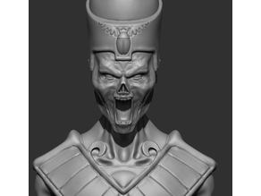 Undead Bishop of Egypt