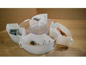 Ziro Spool Storage Drawers
